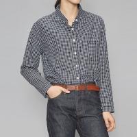 casual check pocket shirts (2 colors)_(412196)