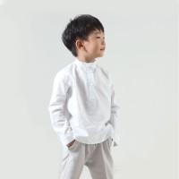 와이파파 헨리넥 셔츠 - 화이트 (YP16FWYS33)