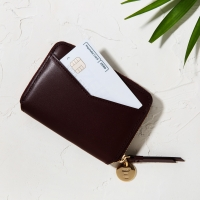 [HIDE ON YOU] Mini Zip Wallet (5color)