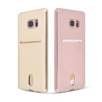 L-메탈컬러 카드포켓 젤리케이스-갤럭시 아이폰 LG