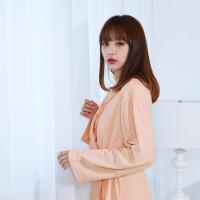 [여성] 캣츠 긴소매가운 (3730pk)_(556706)
