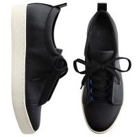 CLLIB[클립] 남성스니커즈 JF4516 Male GRAE Leather 블랙