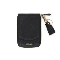 버밀란 포켓 카드 지갑 - 블랙