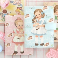 paper doll mate 2017 데일리 다이어리 (날짜형)