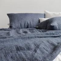 aglio linen summer blanket