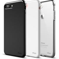 [엘라고] 아이폰8,7플러스 쿠션 케이스 (필름포함) [3 color]