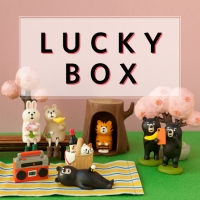 [10x10단독] 데꼴 2017 벚꽃 Edition LUCKY BOX