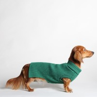 COZY SWEATER_SONAMU GREEN