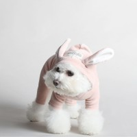 ANIMAL SERIES RABBIT_WARM PINK