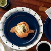 도기야 내츄럴리프 접시(특대) 1P