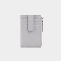 [태슬증정][살랑]Dijon 201S Flap mini Card Wallet light grey