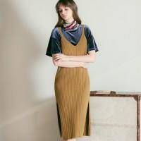 knit silp onepiece
