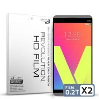 레볼루션HD 올레포빅 고광택 강화액정보호필름 LG V20