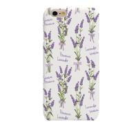 Watercolor Violet Lavender Hard Case