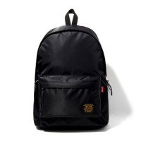 NYLON DAYPACK - BLACK_(879654)