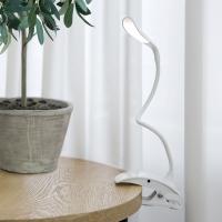 비바 LED 스탠드 [집게형](밝기조절가능/USB/충전용)_(1292645)