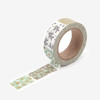 Masking tape single - 75 Warm flower