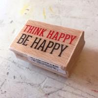 Think happy STAMP