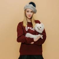 [bayp] FRESH 강아지옷 커플룩