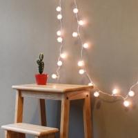 [사행시] 눈꽃전구