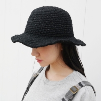 wool charming bucket hat
