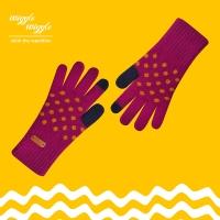 [위글위글 스마트폰 터치장갑] Touchscreen Gloves (SG-016)