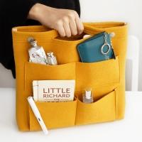 Long felt bag in bag