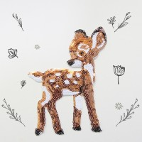 아기사슴 스팡클패치 1p