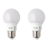 이케아 RYET LED 전구 2p (E26/400루멘)_(701154621)