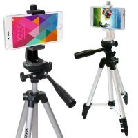 본젠 스마트폰 삼각대 촬영 SET (아이폰 갤럭시S 등 핸드폰 카메라)