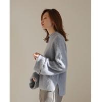 wide angora knits : 소라