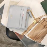 [키링증정]D.LAB Coin name card wallet - Gray