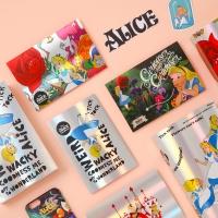 [Disney]Alice_홀로그램 카드_4종Set_vol1