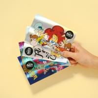 [Disney]Alice_홀로그램 카드_4종Set_vol2