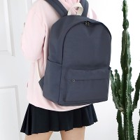 ROUND Backpack - 인디고