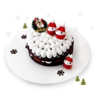 [DIY세트] 브라우니 생크림케이크만들기 no.A0038365