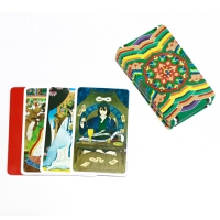 웹툰 타로카드 Cartoon tarot card(30pcs)