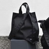 kunst bag all black