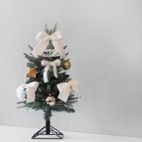 화이트 크리스마스 그린 디자인트리SET(60cm)