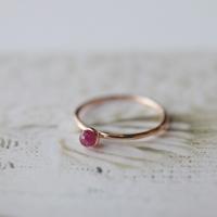 루디 Ring (silver925)
