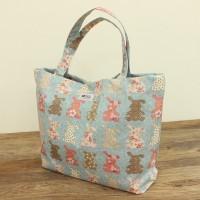 [해피코튼] 방수 빅숄더 가방