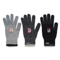 [아포코팡파레] initial smart touch glove (이니셜제작 가능)