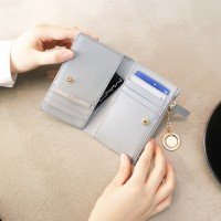 [★별자리 키링 증정] D.LAB Coin Card wallet - Gray