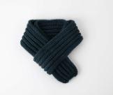 Petit Knit Muffler (블루)