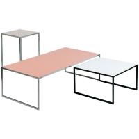 [라쏨] 양면 활용 좌식/소파 테이블 Smart Table Big