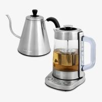 제니퍼룸 홈카페마스터 티포트+커피드립포트 세트구성 JR-HC2200S