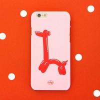 Balloon Giraffe Series - Pink (전기종)