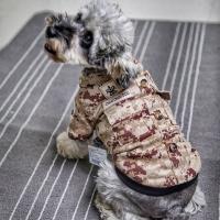 강아지 군복 (밀리터리) 02