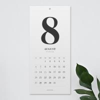 2017-2018 CLASSIC WALL CALENDAR