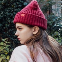 Heart Point Beanie (3colors)